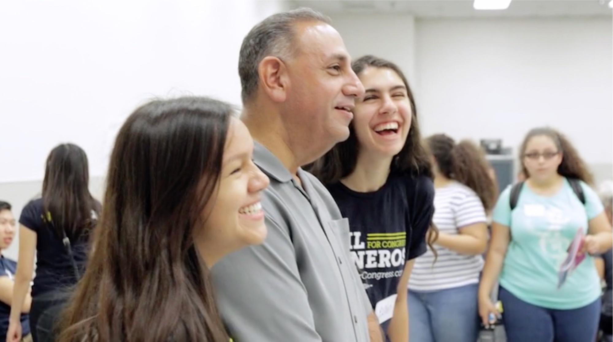 Gil Cisneros Campaign Ad